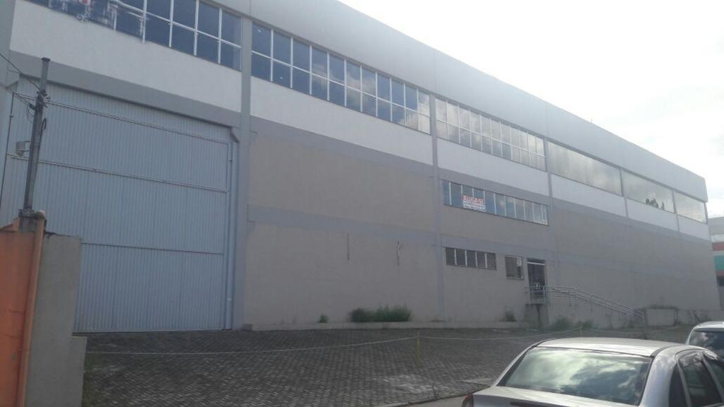 Galpão comercial para locação, Cotia