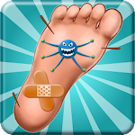 foot doctor game for kids APK Image