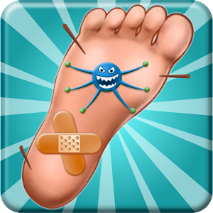 foot doctor game for kids