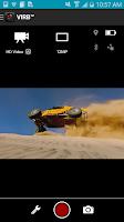Screenshot of Garmin VIRB