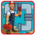 Master Plumber - Pipe Puzzle