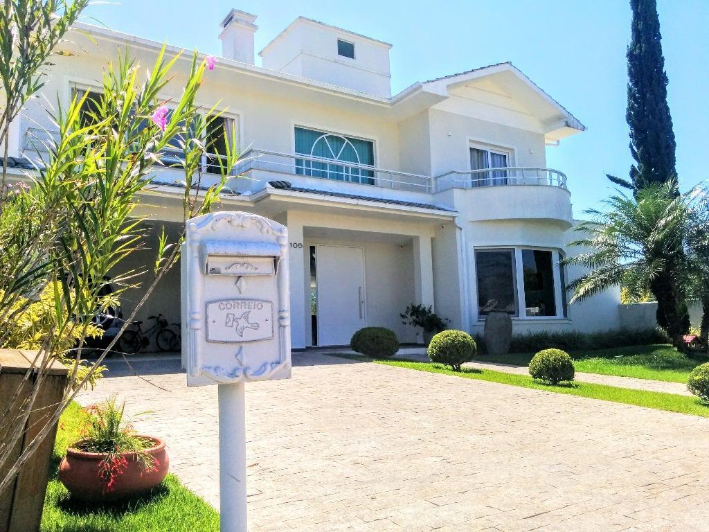 Casa 4 Dorm, Cacupé, Florianópolis (CA0536)