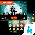 App Halloween Animated Kika Theme APK for Kindle