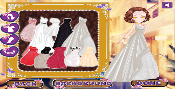 dress up and makeover for girl- screenshot thumbnail