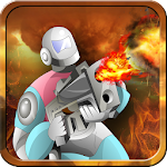 Robo Attack Icon