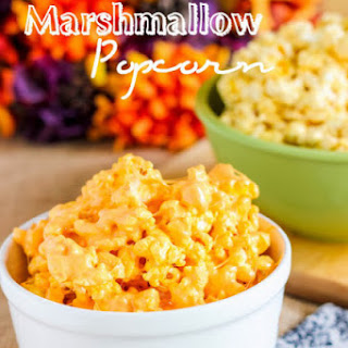 Marshmallow Popcorn Desserts Recipes