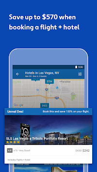 Expedia Hotel Og Flybilletter APK screenshot thumbnail 3