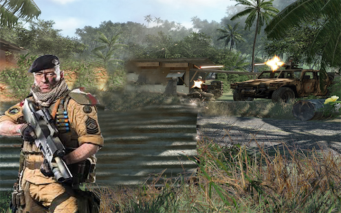 Armed Forces Combat Operation APK for Bluestacks
