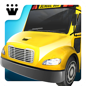 Super School Driver 3D For PC / Windows 7/8/10 / Mac – Free Download
