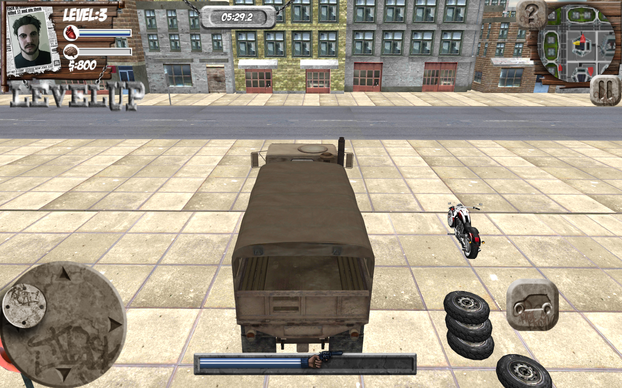 Russian Crime Truck Theft Screenshot 3