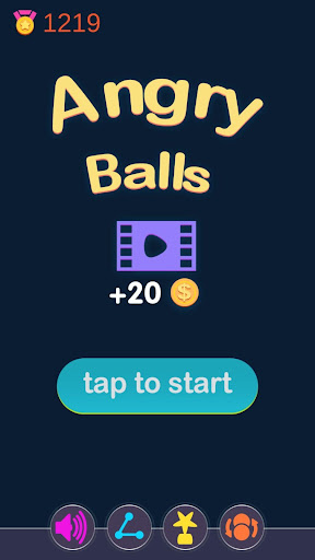 Angry Balls For PC