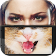 Cat Face Scanner Prank