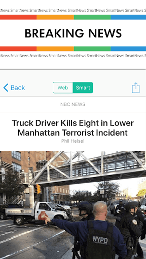 SmartNews: Breaking News Headlines screenshot 5