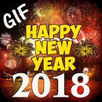Happy New Year GIF 2018 on PC / Windows 7.8.10 & MAC