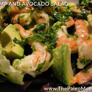 Lettuce Avocado Shrimp Salad Recipes