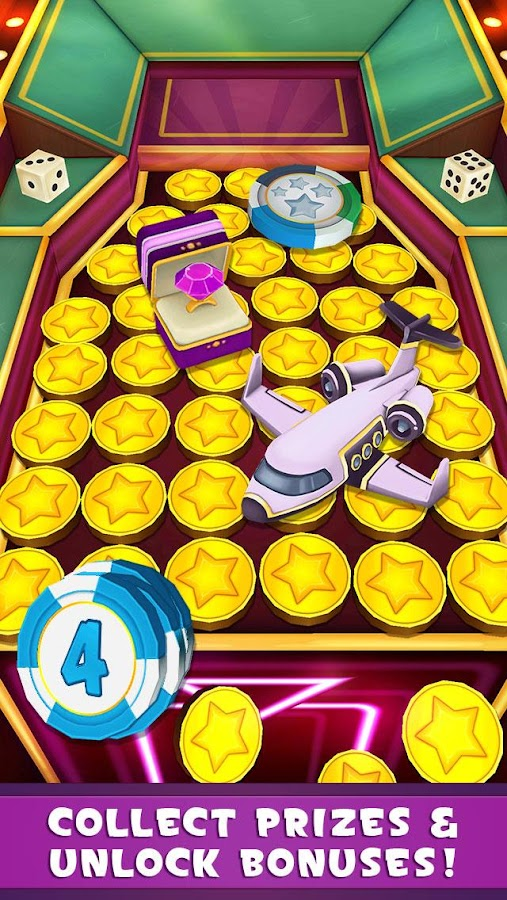 Coin Dozer: Casino Screenshot 1