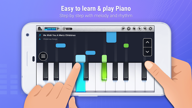 Piano + APK screenshot thumbnail 1