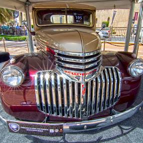 Classic Car by Walid Ahmad - Transportation Automobiles ( dubai, cars, uae, classic )
