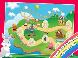 Screenshot of Easter Calendar 2015