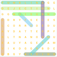 Search Hunting Words Game