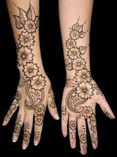 Simple Mehndi Designs - screenshot