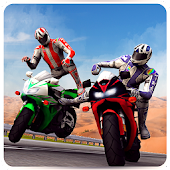 Download Highway Moto Racer Fight 3D APK to PC