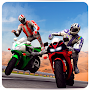 Highway Moto Racer Fight 3D