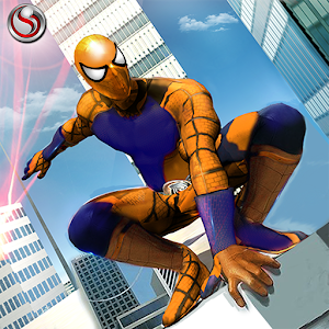 Flying Spider Hero Survival Online PC (Windows / MAC)