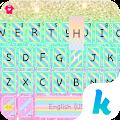 App SparklingRainbow Kika Keyboard APK for Kindle