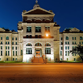 Tarrant County Courthouse-2 by Kevin Whitaker - Buildings & Architecture Public & Historical ( dfwtinker, fort worth, texas, buildings, ktwhitaker )