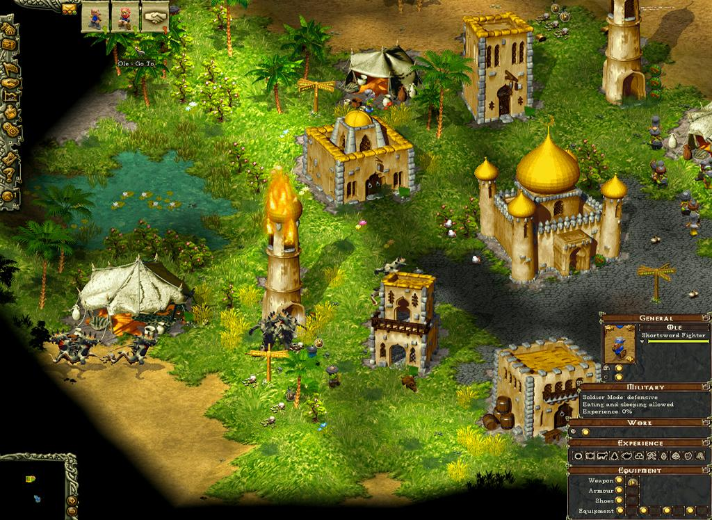 Cultures: Northland Screenshot 5
