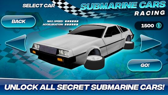 Submarine Cars Racing
