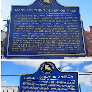 Mass Lynching in New OrleansJuly 24 to 27, 1900, White mobs unleashed a campaign of racial terror throughout the city of New Orleans that resulted in the lynching of at least seven Black people. ...