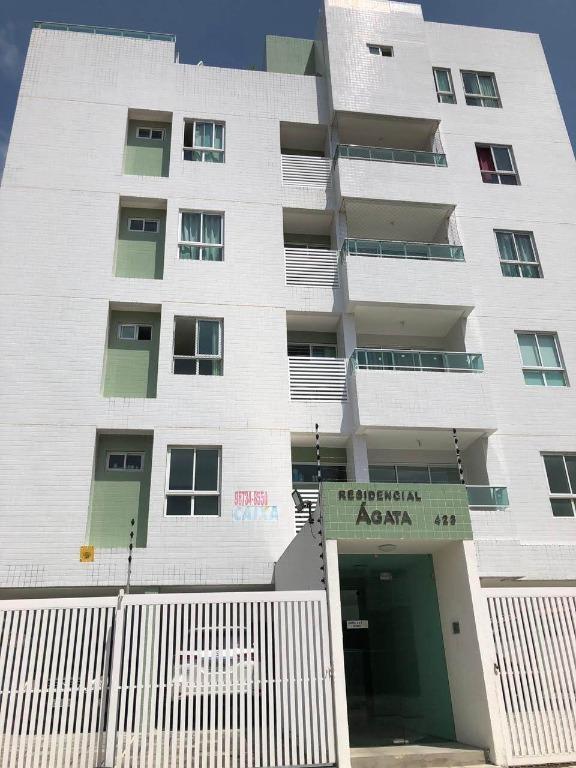 Apartamento com 2 dormitórios à venda, 65 m² por R$ 240.000 - Bessa - João Pessoa/PB