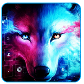 App Ice Wolf Howl Feral 3D Theme apk for kindle fire
