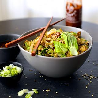 Ginger Pork Bok Choy Recipes
