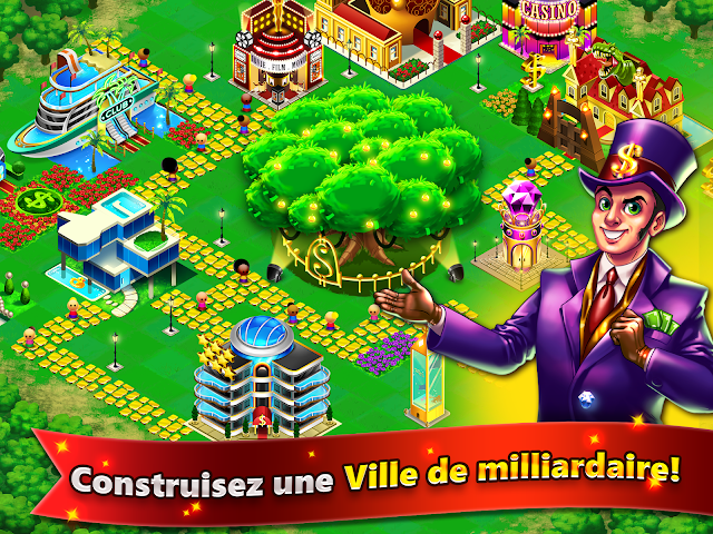 android Money Tree City - Riche Ville Screenshot 4