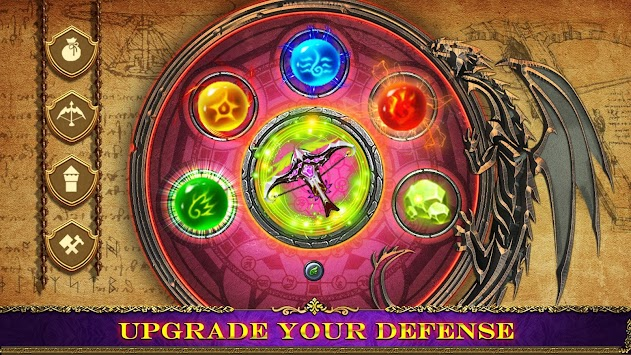 Defender III apk screenshot