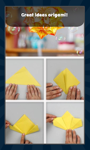 Origami Lessons For You - screenshot