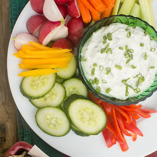 Homemade Ranch Dip