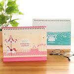 Cheap Personalized Design Colorful Standing Desk Calendar