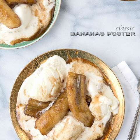 Classic Bananas Foster