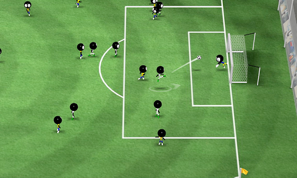 Stickman Soccer 2016 APK screenshot thumbnail 2