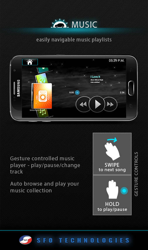Smart Drive IVI Screenshot 2