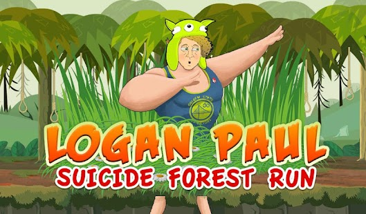 Logan Paul: Suicide Forest Run