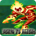 Battle Ben10 vs Aliens Force