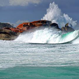 Tasmania, Cosy Corner by Zdenka Rosecka - Landscapes Waterscapes