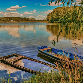 two boats by Eseker RI - Transportation Boats