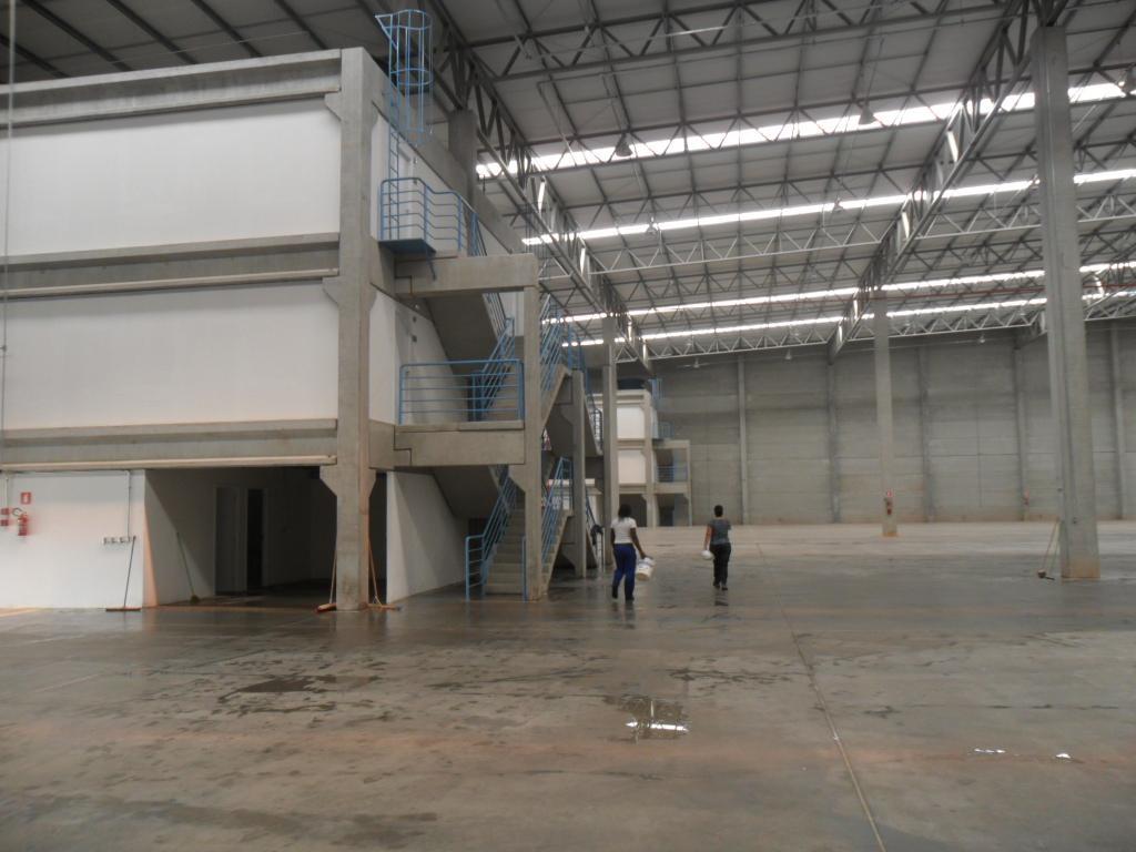 Galpão  industrial para locação, Arujá