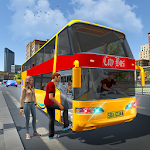 Tour Coach Bus Simulator Icon